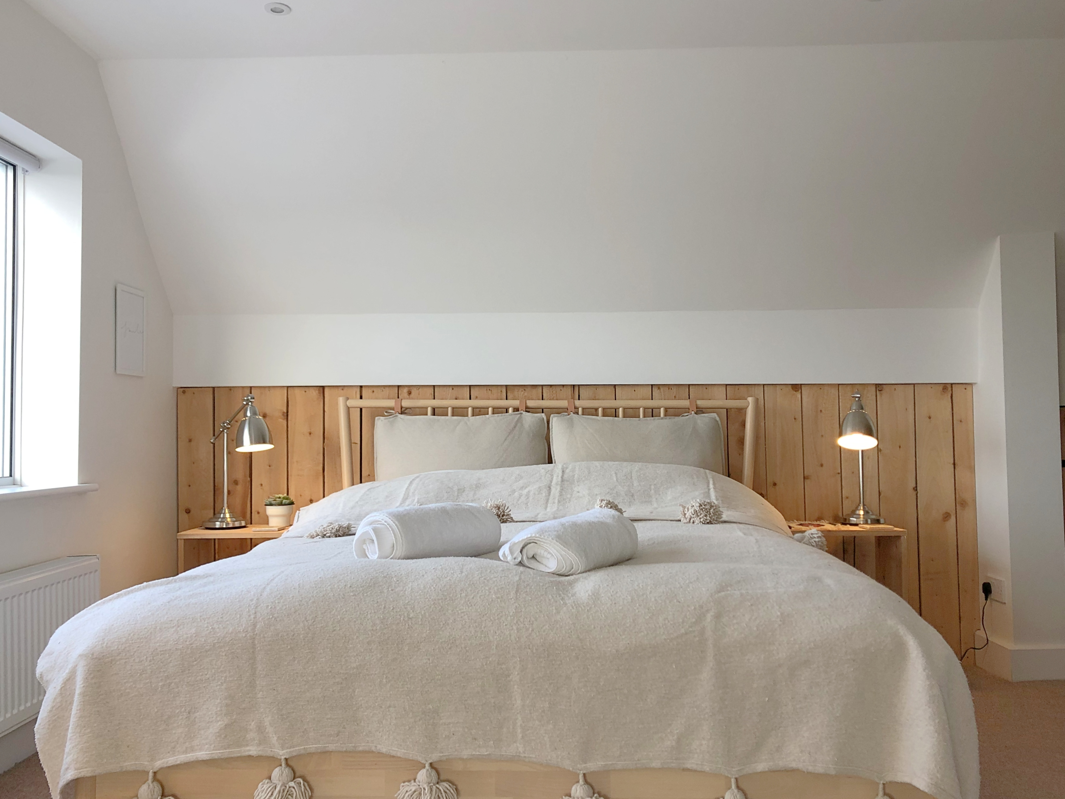 Master Bedroom - Kingsize Bed